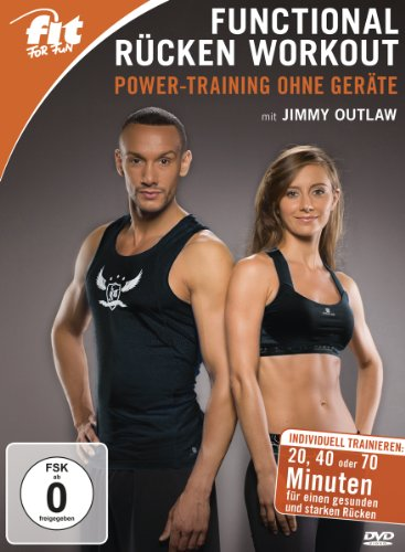 Fit For Fun - Functional Rücken Workout mit Jimmy...