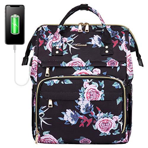 LOVEVOOK Laptop Rucksack Damen 15,6 Zoll,...