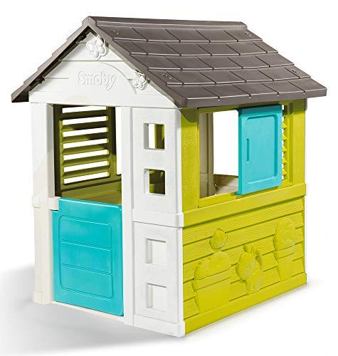 Smoby 810710 – Pretty Haus - Spielhaus für...