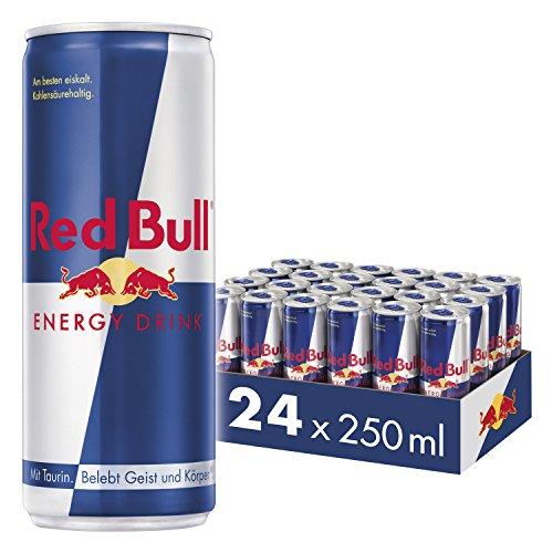 Red Bull Energy Drink Dosen Getränke 24er...