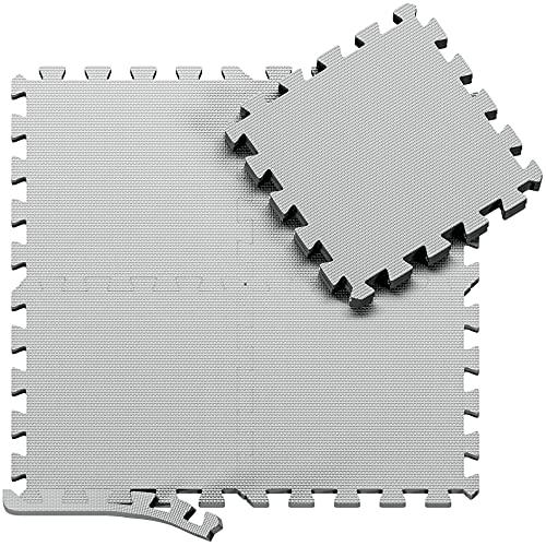 Schutzmatten Set Puzzlematte Bodenschutz Matte -...