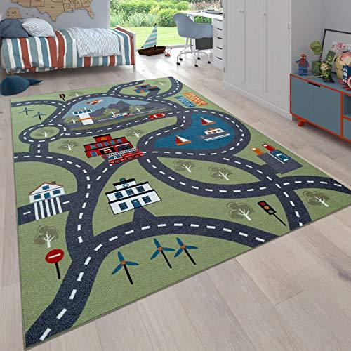 Paco Home Kinder-Teppich Für Kinderzimmer,...