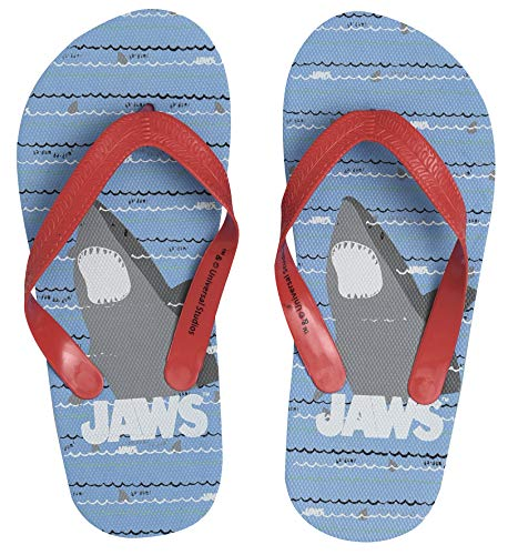 Jaws Kinder-Flip-Flops Sharks Offizielles Produkt,...