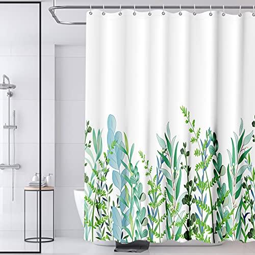 HQKNIGHT Duschvorhang,Duschvorhang Anti-schimmel...