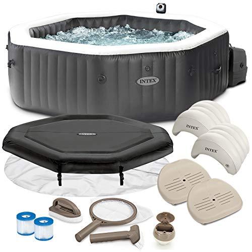 Intex Whirlpool PureSpa 28458 für 4 Personen,...