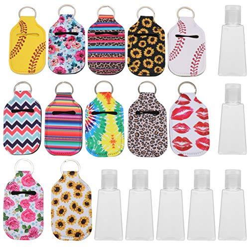 Cabilock 24 Stücke Reiseflaschen mit...