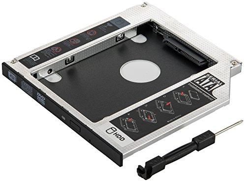 Poppstar Laufwerksrahmen für 2,5' SSD HDD...