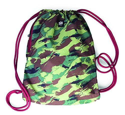 MSTRDS Unisex Sur Street Gym Bag camo...