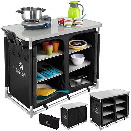 KESSER® Campingschrank, Campingküche mit...
