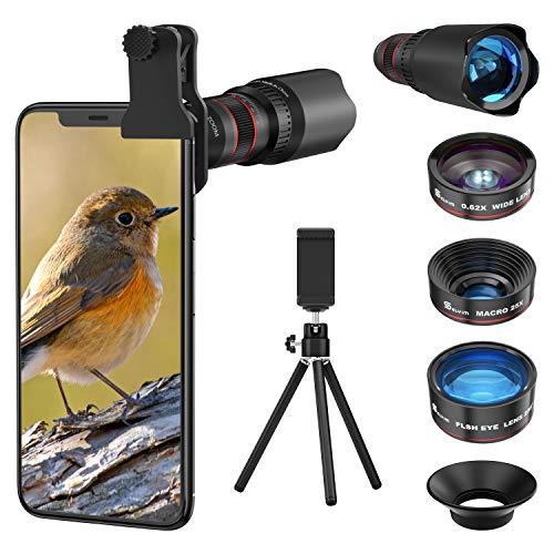 Handy Objektiv Linse Kit Lens Set 22X...