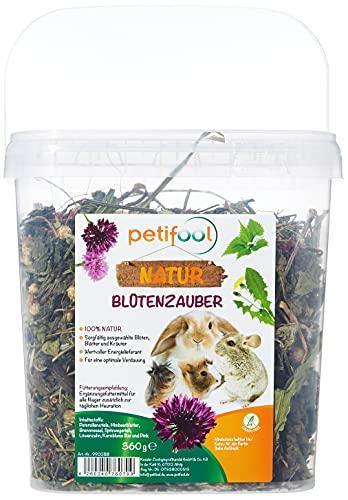 petifool Blütenzauber 360g - Ergänzungsfutter...