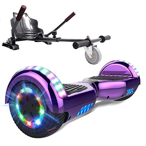MARKBOARD Self Balancing Scooter 6.5'Skateboard -...