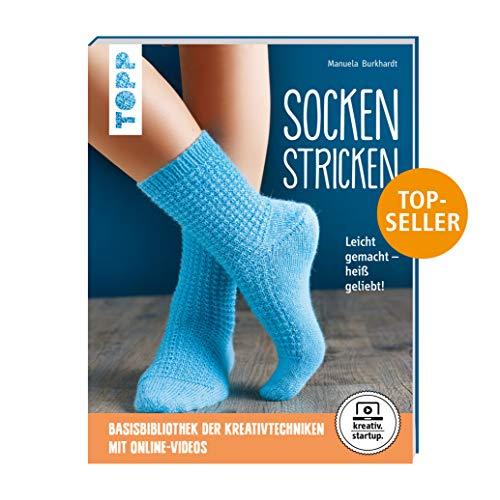 Socken stricken (kreativ.startup.): Leicht gemacht...