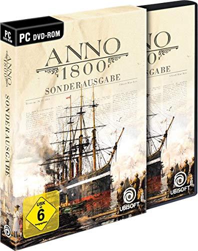 Anno 1800 Sonderausgabe (inkl. Soundtrack und...