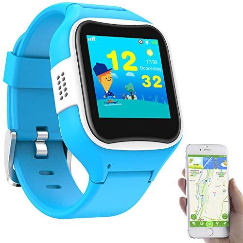 TrackerID Tracker ID Kinderuhr: Kinder-Smartwatch...