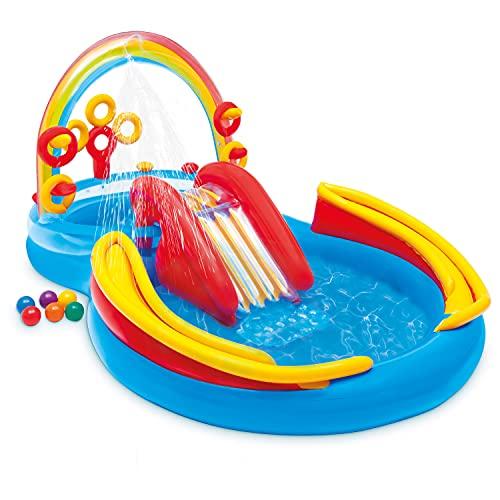 Intex Rainbow Ring Play Center - Kinder...