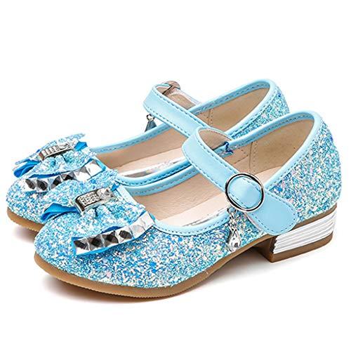 95sCloud Mädchen Prinzessin Schuhe mit Absatz...