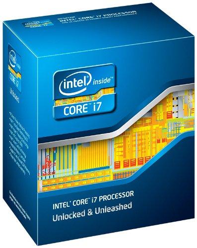 Intel Core i7-2700K Quad-Core Prozessor...
