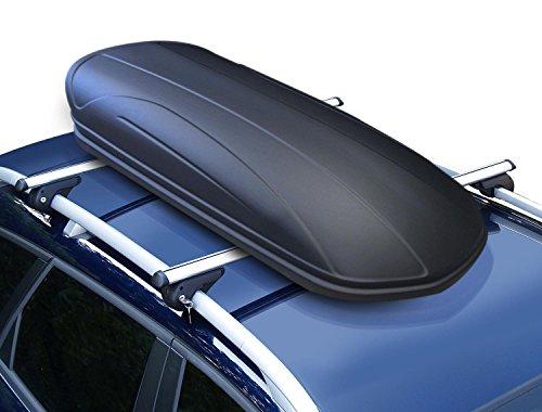 Dachbox VDP-MAA320 schwarz matt Auto-Dachkoffer...