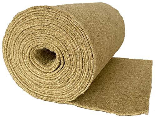 Nager-Teppich aus 100 % Hanf, Meterware, 0,80 m x...
