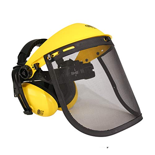 Oregon Gesichtsschutz und Gehörschutz Q515061,...