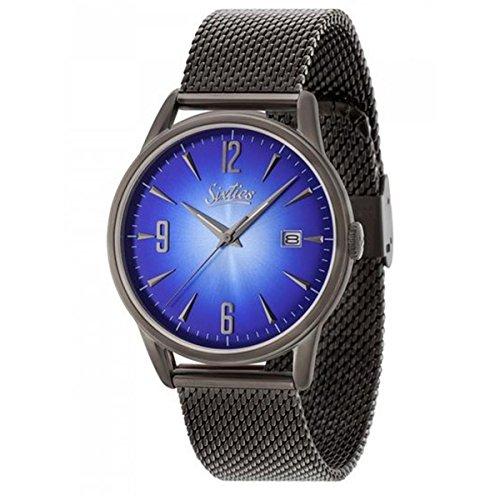 Sixties Rainbow Armbanduhr Unisex – Quarz...
