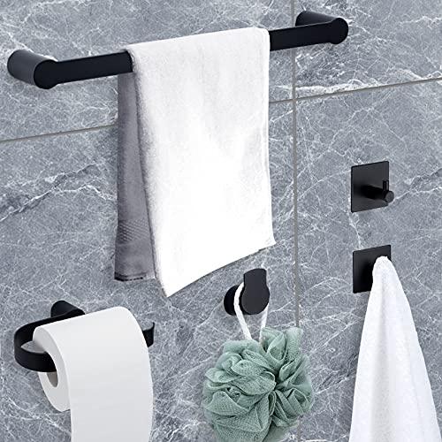 Temgin Handtuchhalter 5-Stuck Badezimmer Zubehör...
