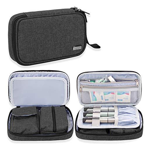 Luxja Diabetikertasche für Unterwegs, Tasche für...