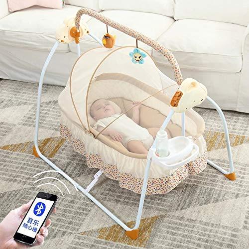 Erweiterte Version Elektrische Baby Wiege,...