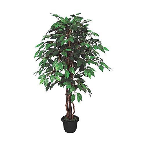 Decovego Ficus Benjamin Birkenfeige Kunstpflanze...