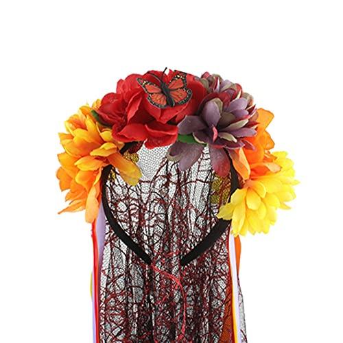 Stirnband Halloween Fancy Kleid Zubehör Hat...