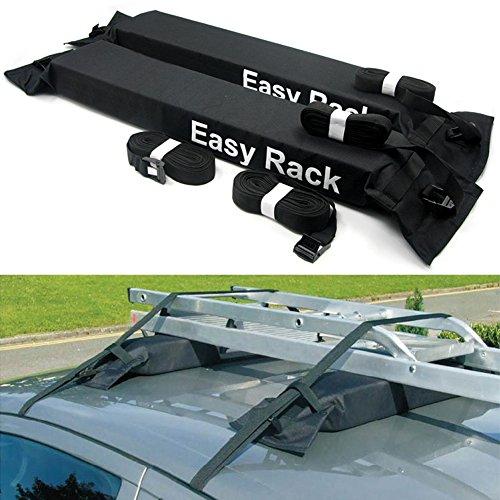 KKmoon Universal-Auto-Gepäckträger für Autos,...