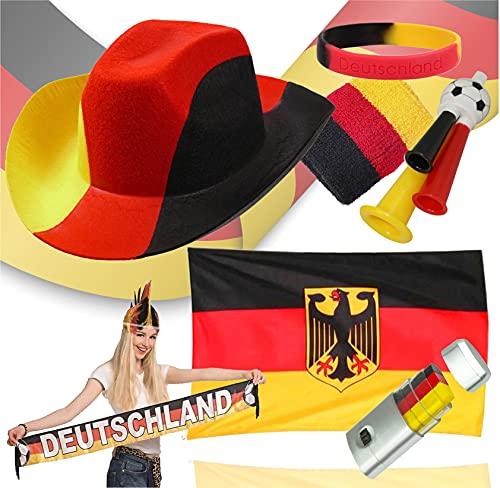 TK Gruppe Timo Klingler XXL Deutschland Fanartikel...