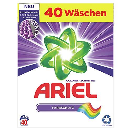 Ariel Waschmittel Pulver, Waschpulver, Color...