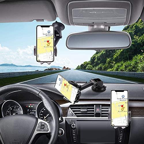 Hapfish Handyhalterung Auto, Handy Halterung PKW,...