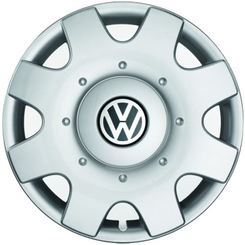 Original VW Radkappen (4 Stück) Komplettsatz 16...
