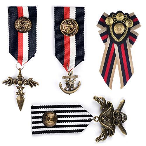 Deer Platz 4 Stück Militär Orden, Medaillen,...