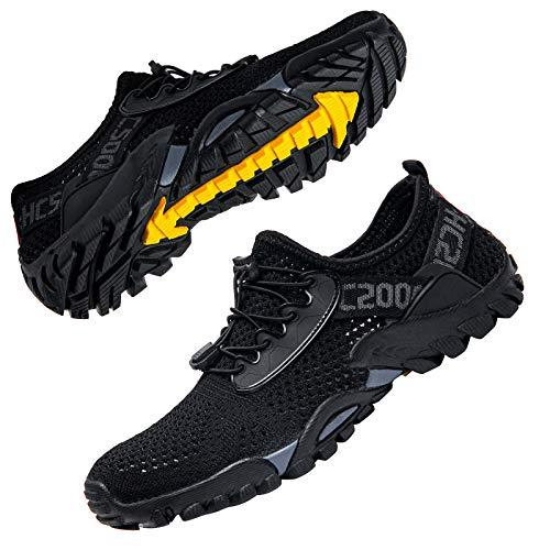 Ritiriko Wasserschuhe Damen Badeschuh Water Shoes...
