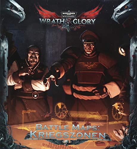 WH40K: Wrath & Glory - Battlemaps Kriegszonen...