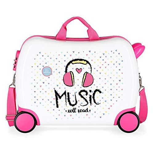 Roll Road Music Kindergepäck 50 Centimeters 34...