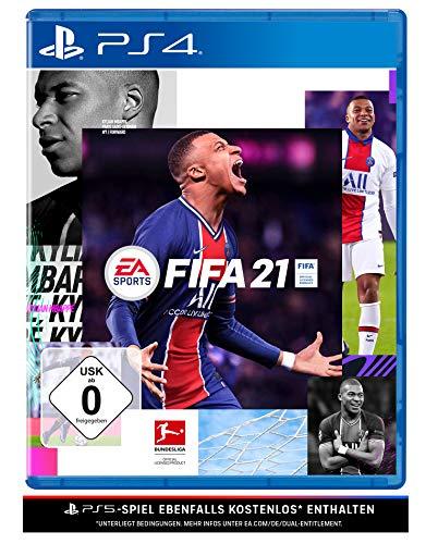 FIFA 21 - (inkl. kostenlosem Upgrade auf PS5) -...