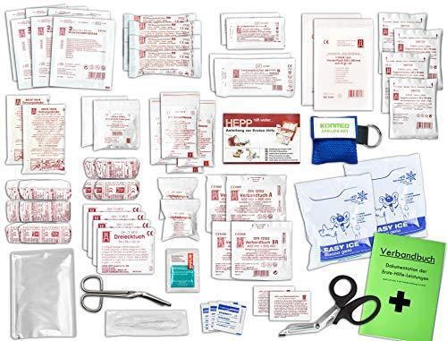 Komplett-Set Erste-Hilfe DIN/EN 13 169 PLUS 1 für...