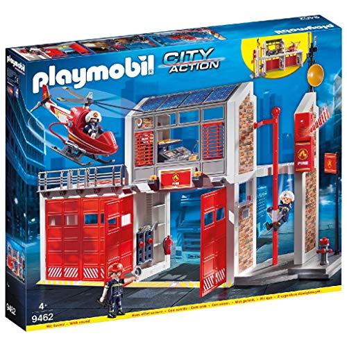 Playmobil 9462 - City Action Große Feuerwache mit...