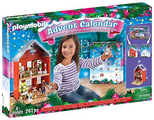 PLAYMOBIL Großer Adventskalender 70383...