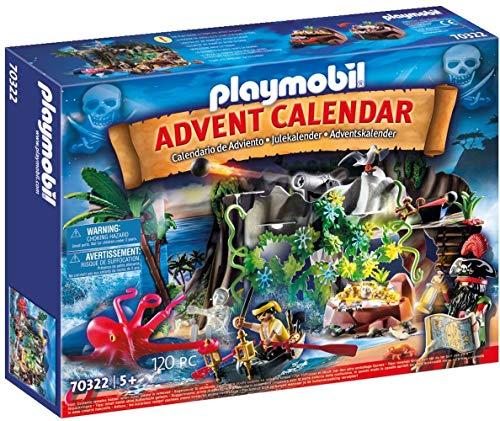 PLAYMOBIL Adventskalender 70322 Schatzsuche in der...