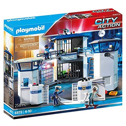 Playmobil City Action 6872 Polizeistation mit...
