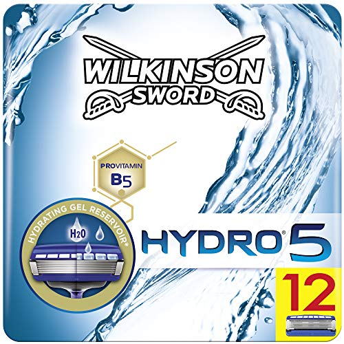 Wilkinson Sword Hydro 5 Rasierklingen für Herren...