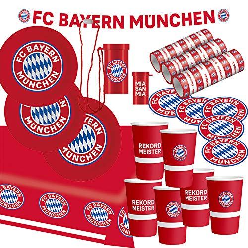 FC Bayern München Party Set · XL Fußball Party...