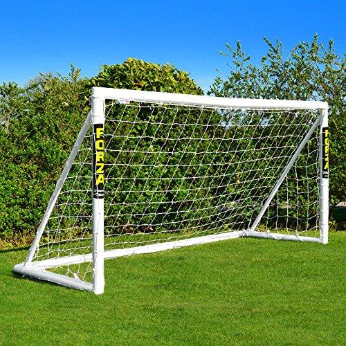 FORZA Fußballtor mit einem Klicksystem – das...