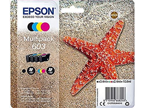 Epson Original 603 Tinte Seestern, WF-2830DWF...
